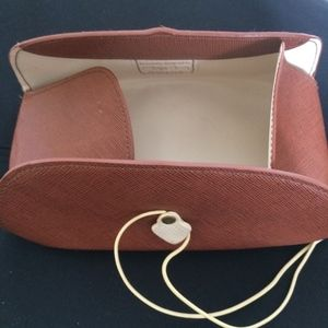 Designer Pouch by Trussardi w/ Michael Young